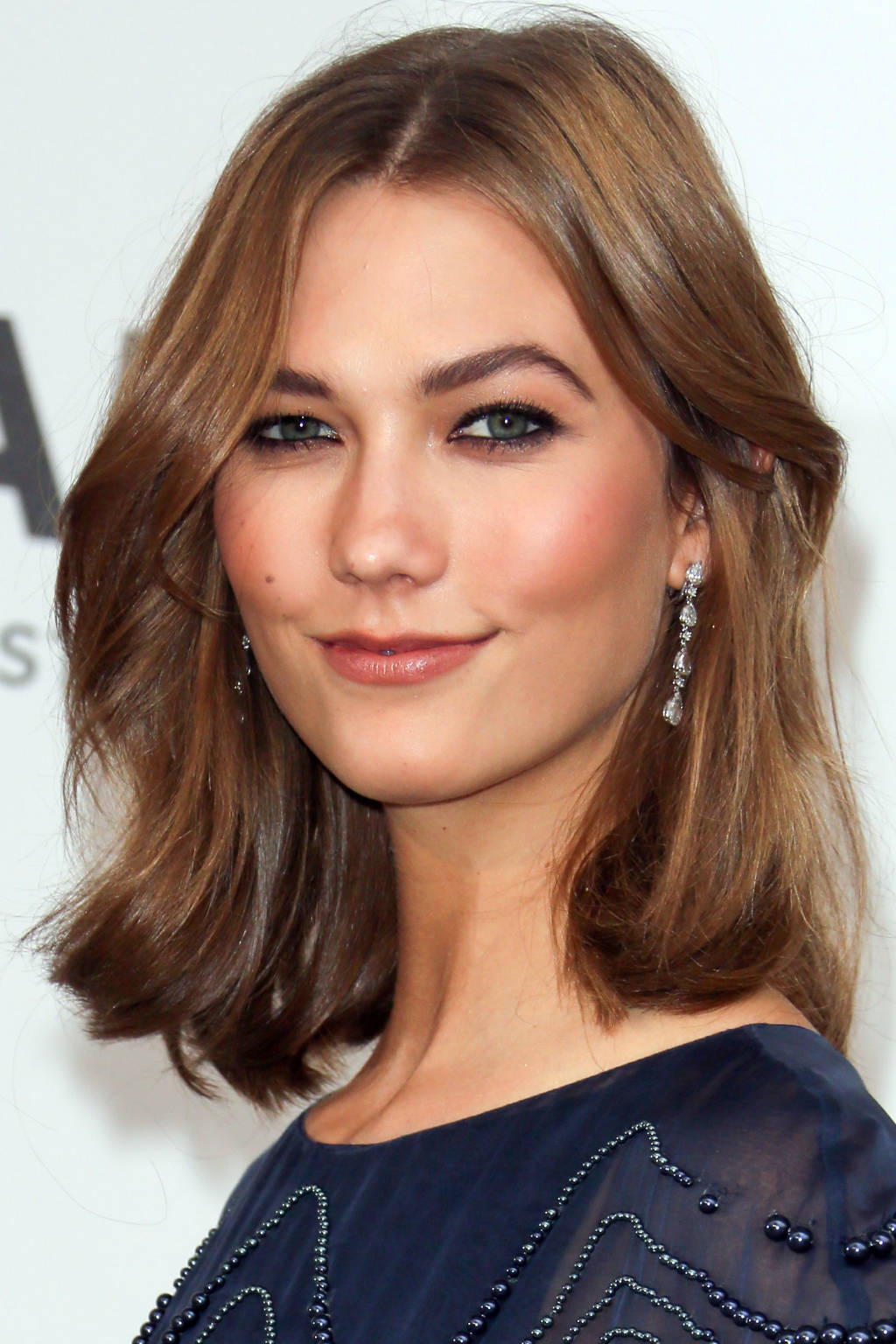 The lob on Karlie Kloss