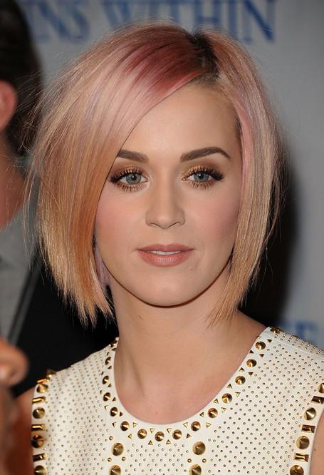 The New Bob Katy Perry