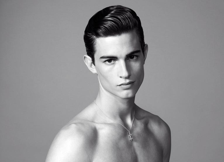 Slick hairstyle trends