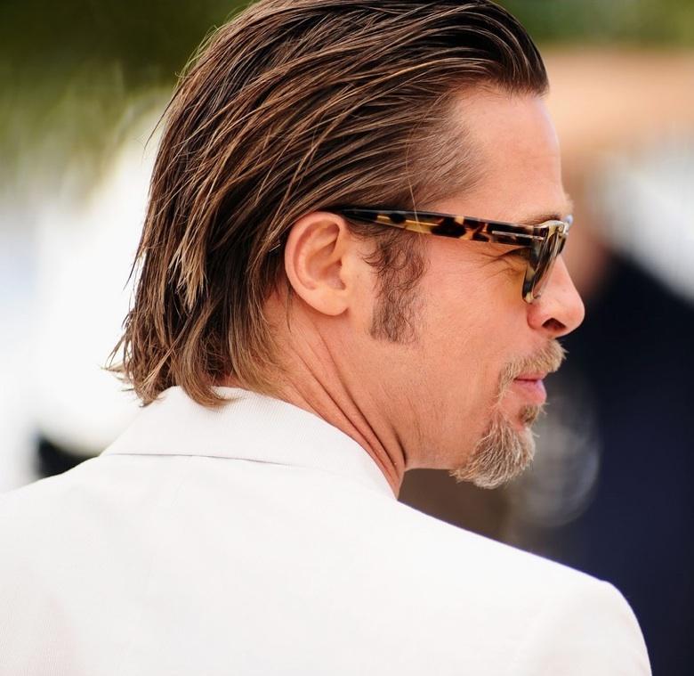 Hair tips george 39 s hair - Slick back hair ...
