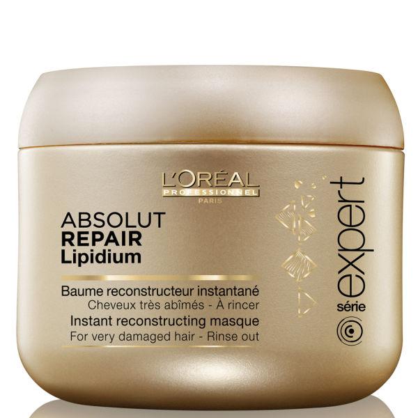 loreal-absolut-repair-lipidium for summer hair care