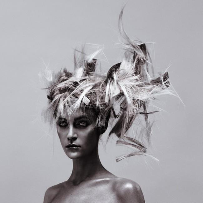 avant-garde hair styles