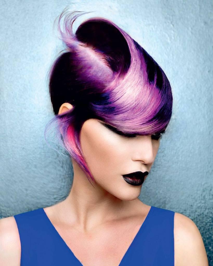 Swept Purpleness