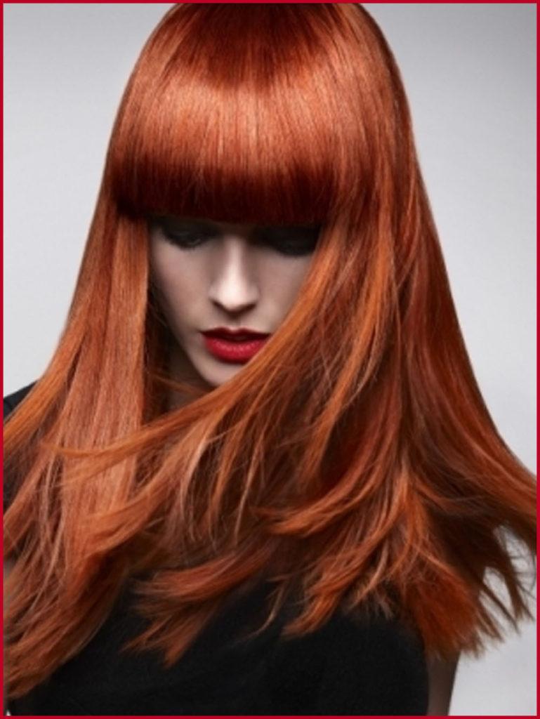red copper blonde hair color 559698 Dark Blonde Copper Golden Hair Color Back Free